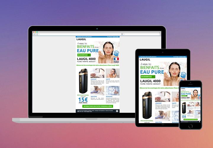Kit Mail Laugil